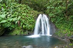 Guadeloupe 2016 (lemwan) Tags: forest waterfall nikon eau vert rivire tropical cascade chute fort guadeloupe antilles gwada carabes bouillante longueexposure latraverse lesmamelles lemwan