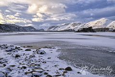 Icy Derwentwater (Jason Connolly) Tags: cumbria derwentwater keswick thelakes frozenlake thelakedistrict thelakedistrictnationalpark cumbrianlandscape cumbriancountryside