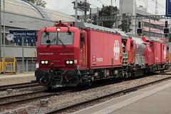 SBB LRZ Lsch - und Rettungszug am Bahnhof Bern Bmpliz Nord bei Bern im Kanton Bern der Schweiz (chrchr_75) Tags: hurni christoph schweiz suisse switzerland svizzera suissa swiss chrchr chrchr75 chrigu chriguhurni chriguhurnibluemailch juni2016 bahn eisenbahn schweizer bahnen zug train treno lrz lschzug rettungszug lsch sbb albumbahnenderschweiz juna zoug trainen tog tren  lokomotive  locomotora lok lokomotiv locomotief locomotiva locomotive railway rautatie chemin de fer ferrovia  spoorweg  centralstation ferroviaria albumbahnsbblrzlschundrettungszug
