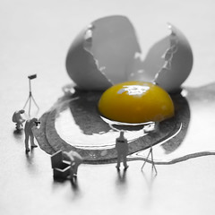 Aftermath (denver guy) Tags: egg csi crimescene humptydumpty food investigation