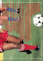 Scotland vs Holland - 1982 - Page 19 (The Sky Strikers) Tags: scotland holland netherlands official programme hampden park glasgow 60p international friendly