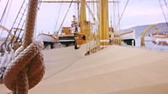 Nodo (Cristina Birri) Tags: nodo trieste veliero amerigovespucci nave mare sea friuliveneziagiulia sailingship ship vele alberi legno