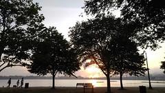 0717161944b_HDR (Michael C. Meyer) Tags: castle island boston ma carson beach southie south dusk