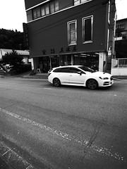 fancy station wagon (-ICHIRO) Tags: street snap ricoh gr digital iv 21mm gw2