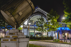 Railway Station (manueldeplano) Tags: railwaystation streetphotography charleroi belgium night sonya7ii sony55mmf18 high iso explore