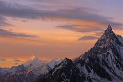 Karpogoro: Gentle morning light (Shahid Durrani) Tags: biafo glacier karakorams gilgit baltistan pakistan