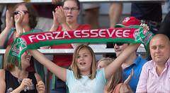 WAREGEM. 15/08/2016. Regenboogstadion. Jupiler Pro League 2016-2017. ESSEVEE-Standard. 1-0..Doelpunten: 22 Derijck 1-0. .Gele kaarten: Andrade, Fiore en De fauw. .Toeschouwers: 9.216. .Essevee: Bossut, De fauw, Baudry, Derijck, Vetokele (72 Kaya), Lerag (annick vanderschelden) Tags: waregem15082016regenboogstadionjupilerproleague20162017esseveestandard10 doelpunten22derijck10 gelekaartenandrade fioreendefauw toeschouwers9216 esseveebossut defauw baudry derijck vetokele72kaya lerager leye met lepoint89oulare cordaro67coopmanenhamalainen standardgillet goreux dossevi tetteh scholz mmaee45legear enoh edmilson62miya trebel73ciss fiore andrade