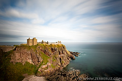 Somewhere in Scotland (ZerberuZ1) Tags: scotland travel long exposure fine art photography canon eos 5d markii 5dmarkii fineart manfrotto uk ndfilter dunnottar castle aberdeenshire north sea nordsee cliffs canonef1740mmf4lusm