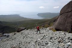Loch Brittle (Paulo Etxeberria) Tags: brittle coirelagan scotland eskozia escocia alba skye highlands gabro gabbro
