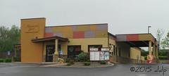 Lancaster Liqour / Godfather's Pizza (xandai) Tags: retail shopping kentucky ky