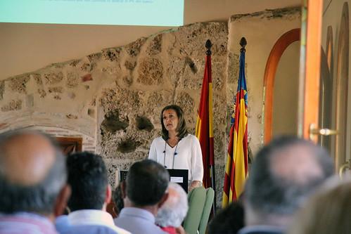 Jornada Sectorial del Aceite (Anna). 06-05-2015