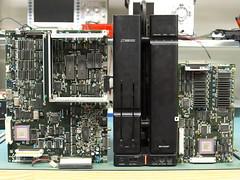 Sharp X68000 Personal Computer Teardown (eevblog) Tags: japan computer japanese personal sharp x68000