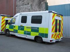 YN54YOR (peeler2007) Tags: ambulance renault master yas renaultmaster yorkshireambulanceservice yn54yor