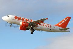 G-EZDE easyJet Airline A319 Glasgow Airport (Vanquish-Photography) Tags: canon photography eos airport ryan glasgow aviation railway airline taylor 7d easyjet ryantaylor vanquish a319 gezde vanquishphotography