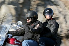 Harley-Davidson 1504124512w (gparet) Tags: bearmountain bridge road scenic overlook motorcycles goattrail goatpath windingroad curves twisties couple couples motorcycle outdoor sport vehicle bike wheel motorcyclist