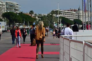 DSC_9921_1906. Cannes - La Croisette - The red carpet and more.