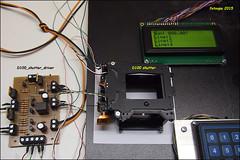 Hack D100 shutter (fotoopa) Tags: shutter d100 fpga fotoopa terasic shutterhousing terrasicde0nano hackd100shutter