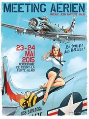 2015.05.24.001 LA FERTE ALAIS - (alainmichot93) Tags: france airplane ledefrance warbirds avion 2015 meetingarien essonne lafertealais arodromedecerny