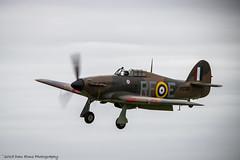 Hawker Hurricane XIIA/IIB, P3700 (Dan Elms Photography) Tags: canon hurricane ww2 duxford hawker battleofbritain hawkerhurricane duxfordairshow duxfordairfield canon600d danelms talldan76 danelmsphotography duxfordveday