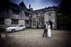 The Couple (Daniel Bristow) Tags: house canon happy couple dorset weddings dorchester countryhouse weddingphotography athelhamptonhouse