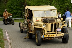 Liberation festival - 5th May 2015 - The Netherlands (67) (Stone.Rome) Tags: usa canada holland classic ford netherlands car festival truck jeep military may canadian keep them 5th liberation rolling woii bevrijdingsdag willys