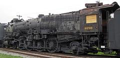 Pennsylvania Railroad # 6755 steam locomotive (M1b 4-8-2) 4