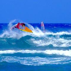 Hanging Out (otterdrivernw) Tags: hawaii fuji maui fujifilm roadtohana windsurf hookipabeach fujifilmx fujifilmxt10