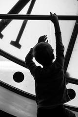 The hours (modestino68) Tags: bw paris child watch bn orologio parigi bambino thekayslavelle