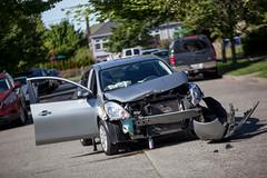 42nd_Brandon_Accident-6 (Pye42) Tags: seattle car washington nissan accident westseattle vehicle versa residentialstreet
