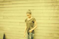 Amanda (Thomas Hole) Tags: london girl model fuji lenis