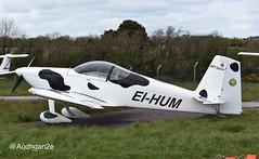 | EI-HUM | (aodhgn_tuohy) Tags: ireland self airport general aircraft cork aviation kit built aerobatics eihum
