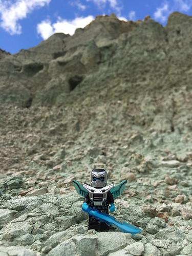 LEGO Collectible Minifigures Series 15 : Laser Mech