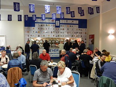 Bury Beer Fest (deltrems) Tags: people beer festival bar club manchester real football bury ale lane greater fest gigg