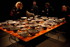Janet Cardiff and George Bures Miller at Luhring Augustine, May 21, 2016 (Jack Toolin) Tags: nyc cardiff galleries janetcardiff installationart soundart chelseanewyork jacktoolin