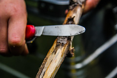 Schnitzen (sebastianflink) Tags: cologne kln scouts jamb pfingsten zeltlager pfadfinder dpsg dvkln