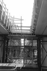 Maximabrug-603-b&w (leoval283) Tags: architecture river concrete construction roads viewing architectuur alphenaandenrijn alphen bezichtiging ouderijn dagvandebouw maximabrug maximabridge