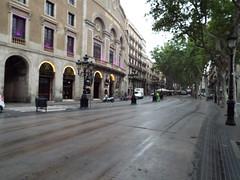 DSCF9129 (Steve Guess) Tags: barcelona spain espana catalunya lasramblas