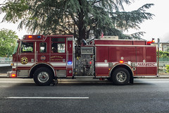 Portland_Fire_2 (crainnational) Tags: oregon portland fire or firetruck portlandor emergency paramedic fireandrescue