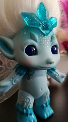 frostelle (meimi132) Tags: zelfs zelf series6 cute adorable trolls frostelle ice frost frosty blue frozen wings