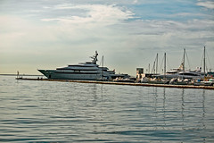La Spezia harbor, Italy (Kurtsview) Tags: laspezia italy harbor water travel port