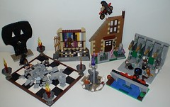 Week 35 - Harry Potter Week! (adventuresinlego) Tags: lego moc legomoc 365daysoflego 366daysoflego 365project harrypotter hogwarts harrypotterandthephilosophersstone