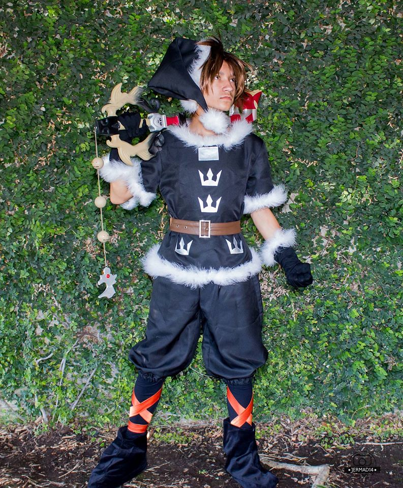 Sora Christmas Town Cosplay.The World S Best Photos Of Soracosplay Flickr Hive Mind