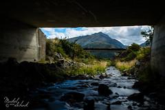 New Zealand's Scenery (Maikel van Schaik) Tags: new nieuw zealand zeeland lake wanaka nikond600 nikon2428 travel mountain beek brug bruggen bridges bridge berg stream long exposure nd8 filter