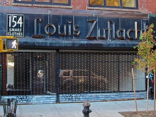 Louis Zuflacht, New York, NY