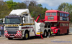 IMG_6640_Brooklands - Emergency Services Day 2015 (GRAHAM CHRIMES) Tags: bus classic museum vintage photography day photos transport routemaster lantern emergency cf services recovery brooklands daf lrs 2015 wwwheritagephotoscouk wk07jjj