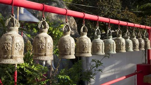 Prayer Bells : Khao Tao Temple
