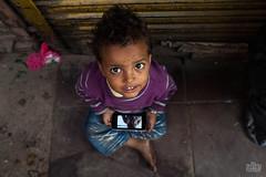 Digital era (Shyjith Kannur Photography) Tags: street boy portrait mobile digital kid play delhi chawribazar