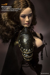 PHICEN PL2014-42 Huntress - 20141108183615852 (Lord Dragon 龍王爺) Tags: hot scale toy doll action figure 16 seamless 12in onesixth phicen