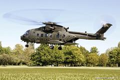 ZJ994/AC - AgustaWestland AW101 Merlin HC3A - No. 28(AC) Squadron, RAF (KarlADrage) Tags: merlin ac raf royalnavy etoncollege chf royalairforce 28sqn rafbenson agustawestland junglie aw101 commandohelicopterforce zj994 merlinhc3a no28acsquadron