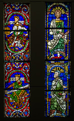 Ancestors of Christ Window, Canterbury Cathedral